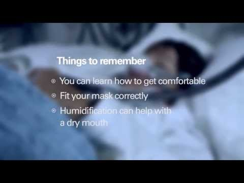 Tips for making CPAP sleep apnea therapy more comfortable