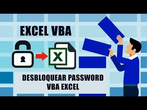Cómo Desbloquear VBA Project de Excel ✅