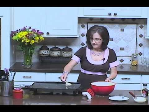 Amazing Cheescake Pancakes