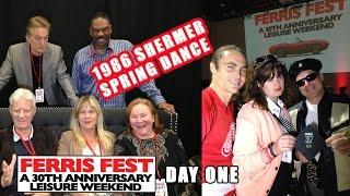 BTM at FERRIS FEST 2016 - Day 1 - 1986 Shermer High-School Spring Dance