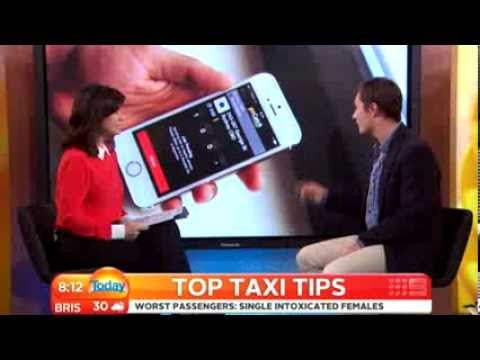 goCatch on the Today Show: How To Get Taxis These Holidays