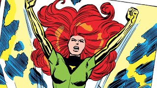 Epic Moments from the Dark Phoenix Saga!   Earth's Mightiest Show