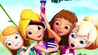 Polly Pocket | 1 Hour Full Episodes Compilation | Cartoons for Children | Kids TV Shows