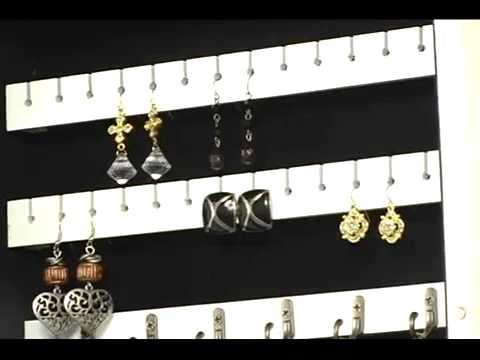 Elite Deals   Photo Display Wall Mount Jewelry Armoire, JS8271, JS8272, JS8273