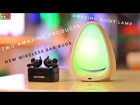 Two Amazing Products By Blitzwolf BW-FYE1 & BW-LT9