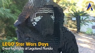 LEGO Star Wars Days at Legoland Florida Resort 2016