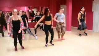 Reggaeton vårtermin 2016 - Malmö Dansakademi