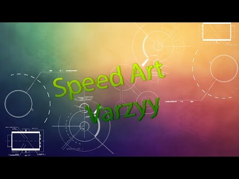 speed art banner Varzyy
