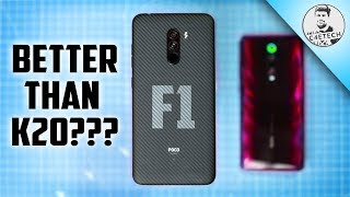 Is the POCO F1 worth it in 2019? (after the Redmi K20 launch)