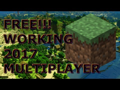 HOW TO GET MINECRAFT FOR FREE!!!WORKING AUGUST 2017 WITH MULTIPLAYER!!!SKINS AVAILABLE!!!