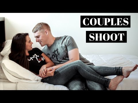 Couples Photoshoot at Home