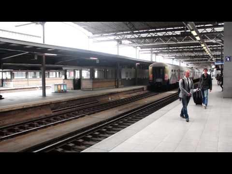 Paris to Brugge
