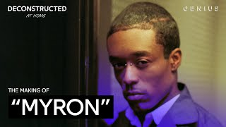 """The Making Of Lil Uzi Vert's """"Myron"""" With Supah Mario & Oogie Mane 