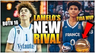 Is The FRENCH LAMELO BALL The BEST 16 Year Old In Europe!?