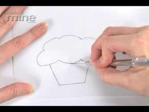 Make It Mine Magazine - Cutting A Stencil