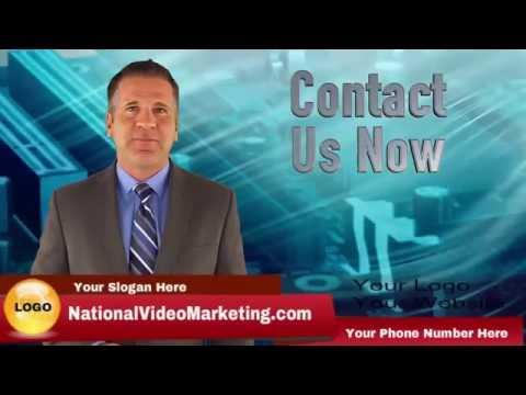 Computer Repair Video Marketing Internet Advertisement