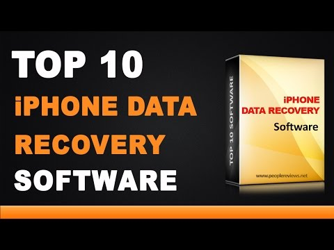 Best IPhone Data Recovery Software - Top 10 List