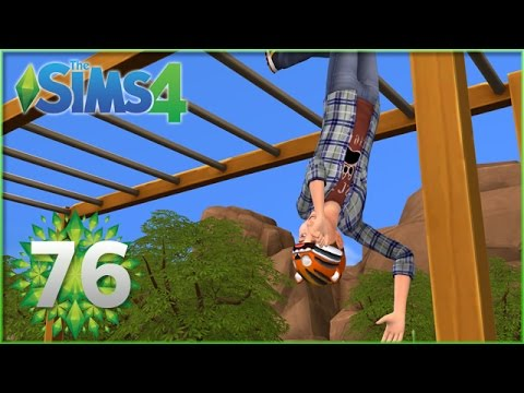 Sims 4: Morning Antics at the Dusty Park - Episode #76