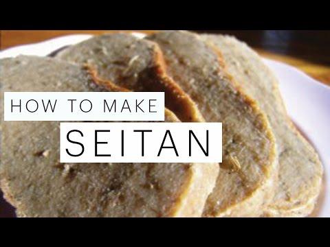 How to Make Seitan (Vegetarian Holiday Recipe) | The Edgy Veg
