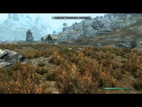Skyrim console command- Speed
