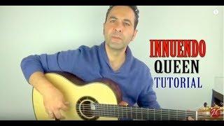 "INNUENDO ""QUEEN"" tutorial (Jerónimo de Carmen) Guitarraflamenca"