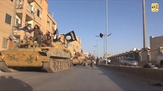 CBS News goes inside Raqqa City, ISIS