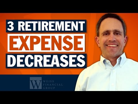 Retirement Expenses - How Your Home, Transportation & Other Costs May Be Less