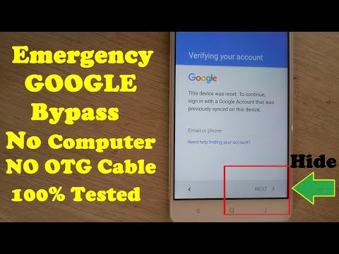 may 2017 ByPass Google Account Lock Remove/Reset Frp Lock NO APK,NO TOOL,NO OTG Solution 100%TESTD