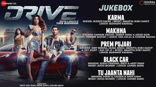 Drive - Full Movie Audio Jukebox | Sushant Singh Rajput, Jacqueline Fernandez