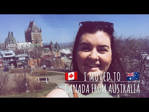 BTS: MOVING TO CANADA FROM AUSTRALIA