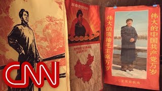 This village is a shrine to China