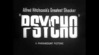 Psycho Original Theatrical Trailer