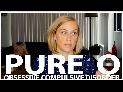 Pure Obsessional OCD (Pure O) - Kati Morton on mental illness