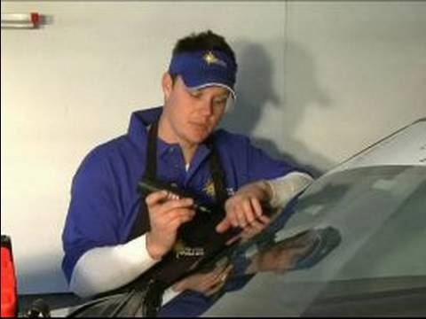 How to Repair a Windshield : How to Know if Crack Can Be Repaired in Windshield