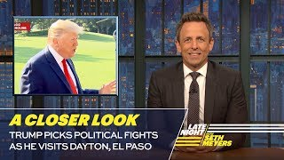Download Trump Picks Political Fights as He Visits Dayton, El Paso: A Closer Look Video