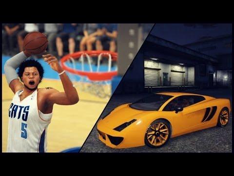 NBA 2K14 Next Gen My Career - Cam Gets A Lamborghini Endorsement !  | Coach Wants Cam To Take Over