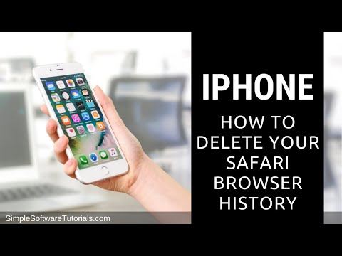 Tutorial: How to Delete Your Safari Browser History on iPhone