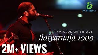 Ilaiyaraaja 1000 Tribute   Medley   Thaikkudam Bridge Live   City Shor - Govind Vasantha Killin it!!