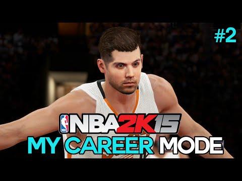 NBA 2K15 My Career Mode - Ep. 2 -