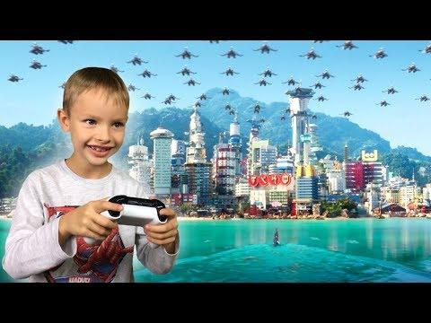 Dzień dobry, Ninjago! #1 - LEGO Ninjago Movie Gra Wideo (Xbox One)