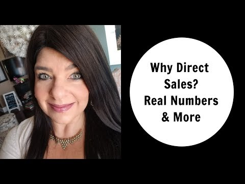 Is Direct Sales for You ? Real numbers and more!