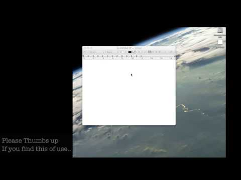 How to Hashtag using your Mac Keyboard.mov