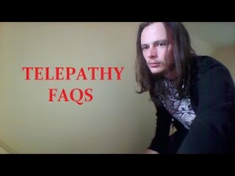 How to Learn Telepathy FAQs Telepathic Communication Send Mental Messages with the Mind