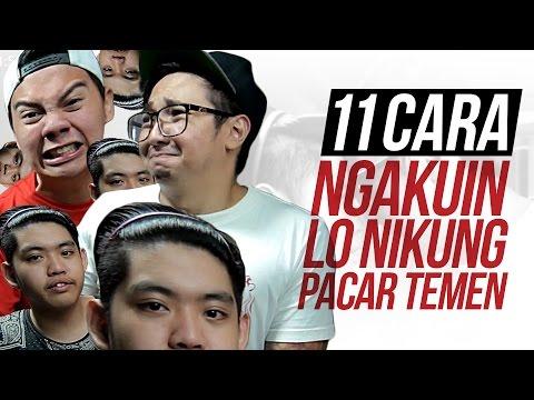 11 CARA NGAKUIN LO NIKUNG PACAR TEMEN feat. EDHOZELL & TOMMYLIMMM