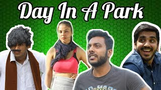 A Day In A Park | RealSHIT