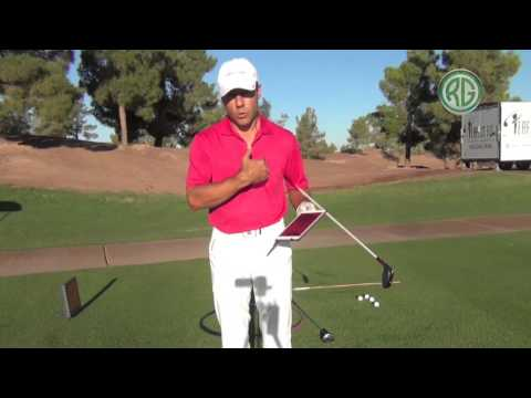 Revolution golf - Ball position hybrid fairwood