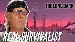 Real Survivalist Tries Not To Die In The Long Dark