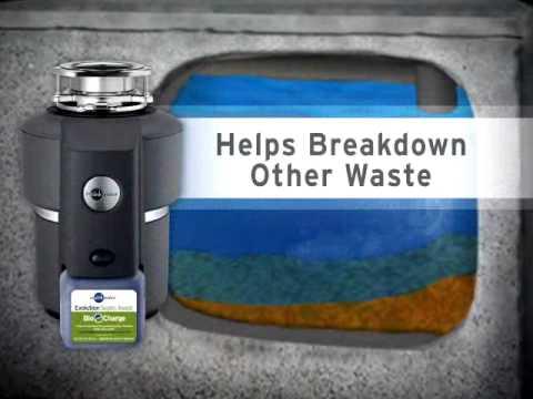 InSinkErator Evolution Series - Septic Assist garbage disposal