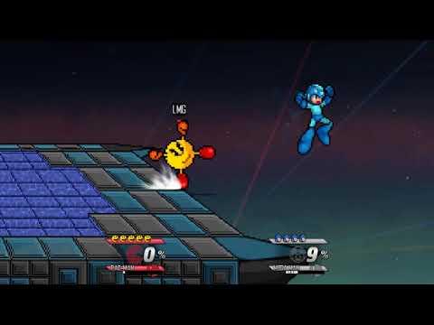 Probando Super Smash Bros Crusade V0.9.1