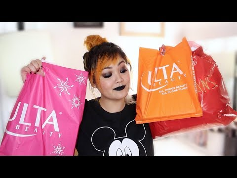 Ulta Beauty & American Eagle Haul (Christmas Gift Card Haul)